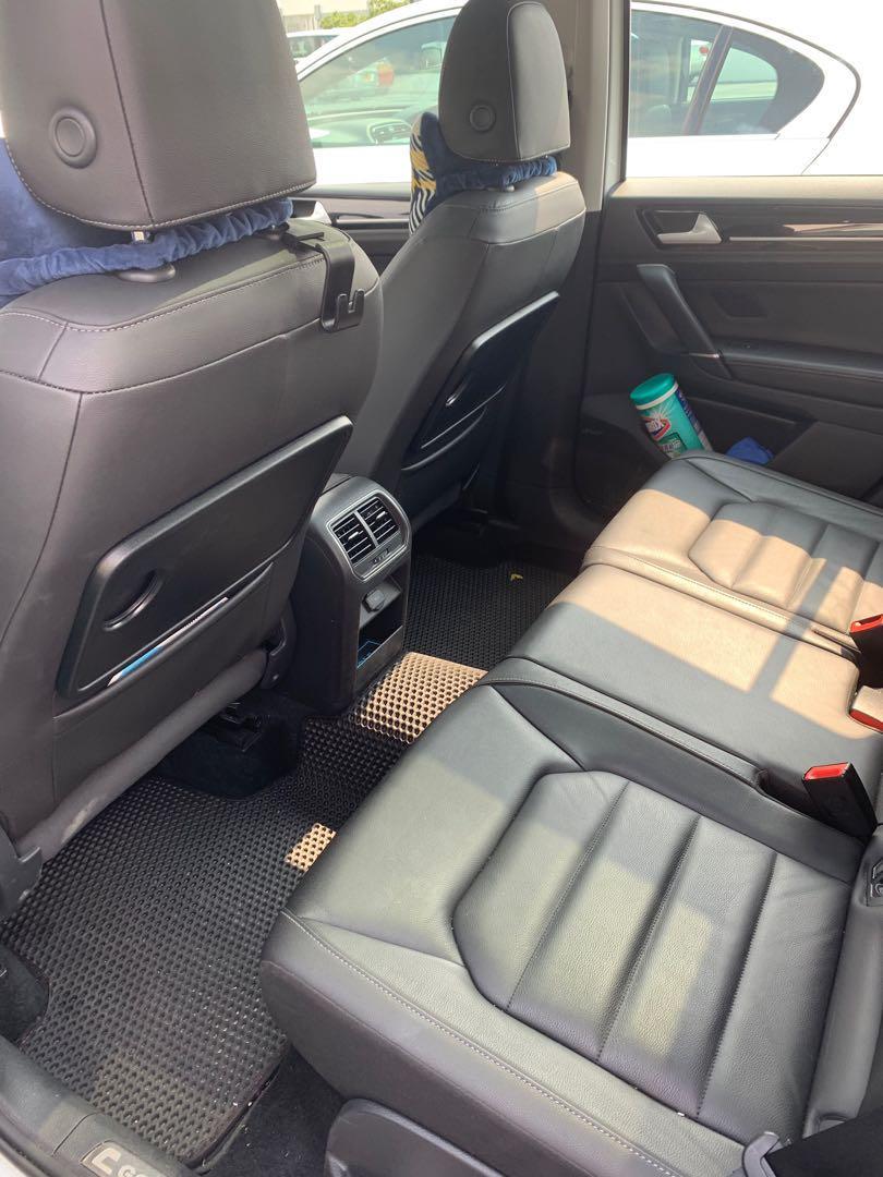 VOLKSWAGEN GOLF Sportsvan 2016 VW 私家車 家庭車 可續牌費 honda fit jazz toyota 腳車