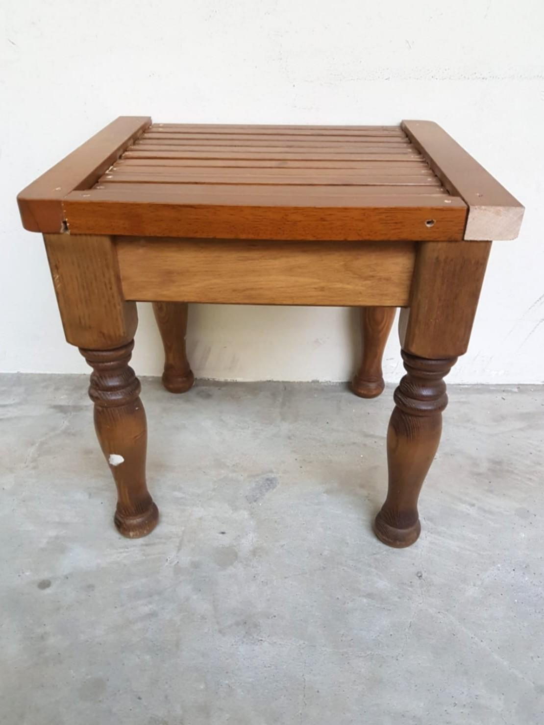 """""""PROMOTION COLLECT TODAY ONLY"""" - Wooden Table"""