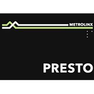 Presto card