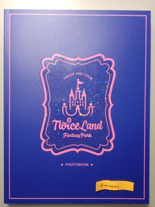 Twice - Twiceland Fantasy Park Photobook (WTS)