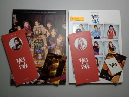 Twice Albums for Sale (WTS)