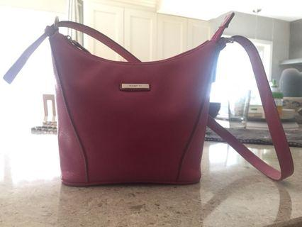 Authentic Pink Rossetti Purse
