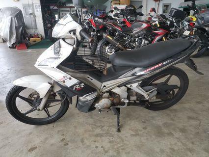 2022 Yamaha Spark 135