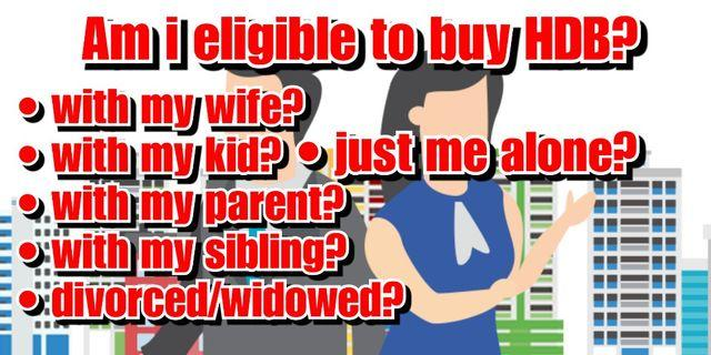 CAN I BUY HDB WITH MY CURRENT INCOME?