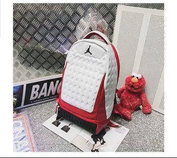 🔥🔥PREORDER NIKE AIR JORDAN 13 Backpack Bag