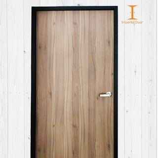 Birch Wooden Solid Laminate Bedroom Door