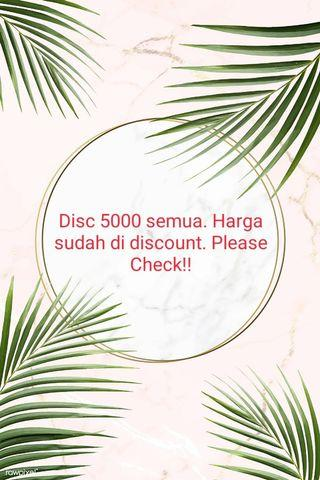 Disc 5000 all item