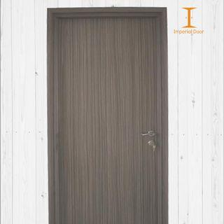 Espresso Beans Wooden Solid Laminate Bedroom Door