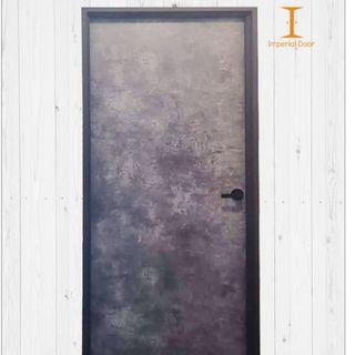 Galaxy Wooden Solid Laminate Bedroom Door