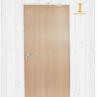 Cherry Oak Wooden Solid Laminate Bedroom Door