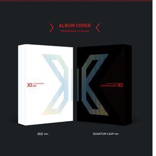 (PRE ORDER) X1 - Mini Album Vol.1 [비상: QUANTUM LEAP]