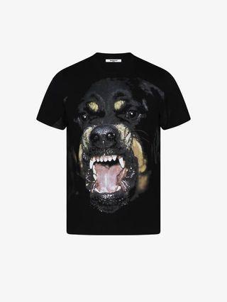 Givenchy Paris Cuban Fit T-shirt