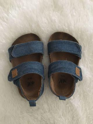 H&M sandals for baby boy