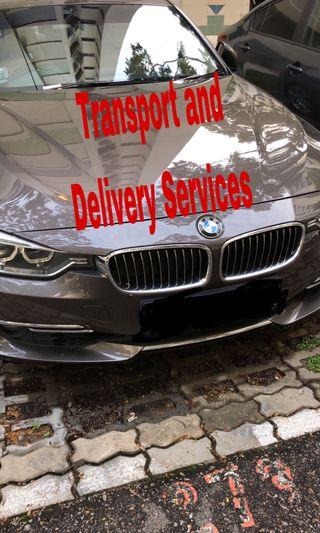 Airport Transport And Delivery Services
