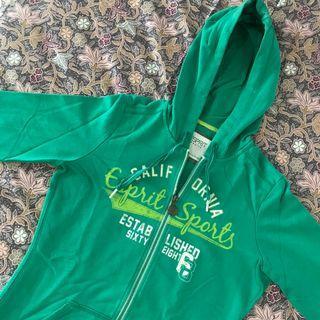 Green Esprit Hoodie