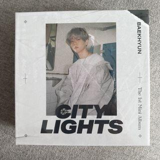 Baekhyun City Light Kihno Album