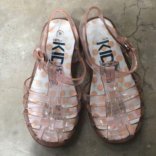 Jelly shoes cotton on