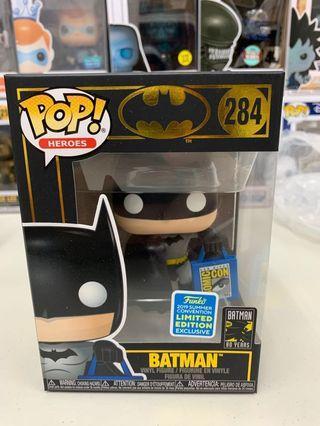 Minty SDCC 2019 Batman