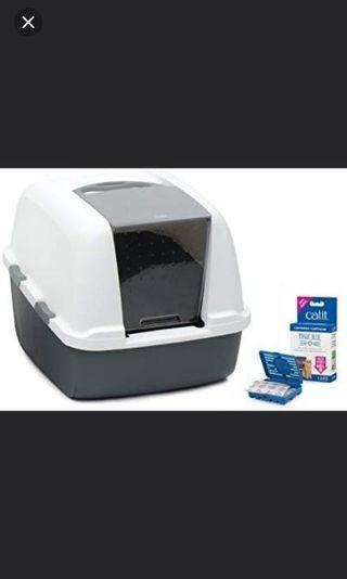 Catit cat sand litter box