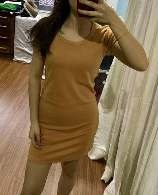 Relaxed Fit Bodycon Dress