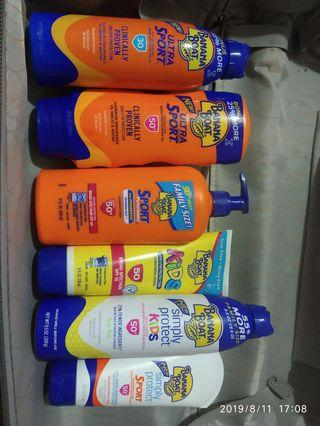 Bananaboat sunscreen
