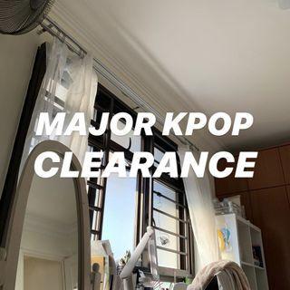 KPOP CLEARANCE 📌