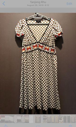 🚚 Fragile dress 36 Japanese brand