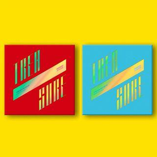 (fast po) [ems included] sealed ateez albums