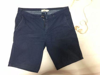 Navy Blue Bottom