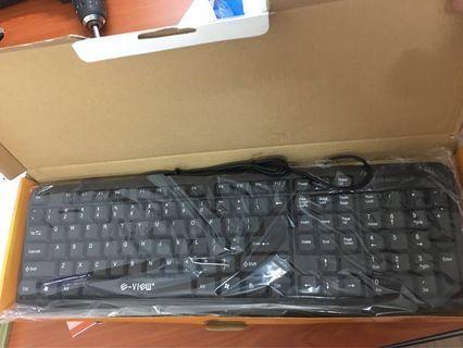 E-View Keyboard