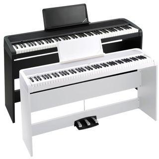 [免運可分期]Korg B1SP 88鍵 數位電鋼琴 附 三音踏板、原廠琴架、譜板、變壓器 公司貨 原廠保固二年