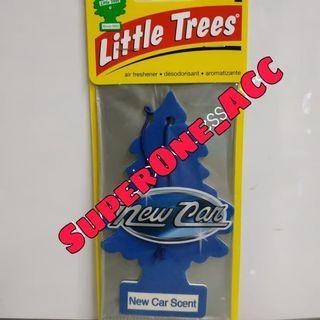 Parfum Little Trees Original Aroma New Car Scent