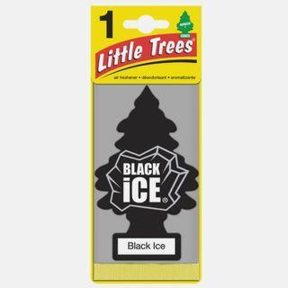 Parfum Little Trees Original Aroma Black Ice