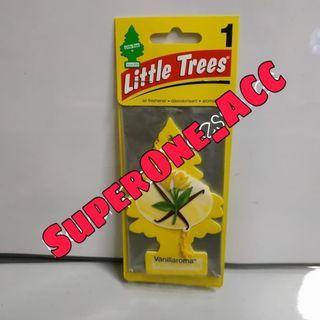 Parfum Little Trees Original Aroma Vanillaroma