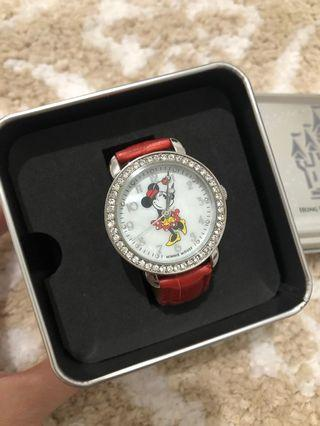 Jam minni mouse authentic