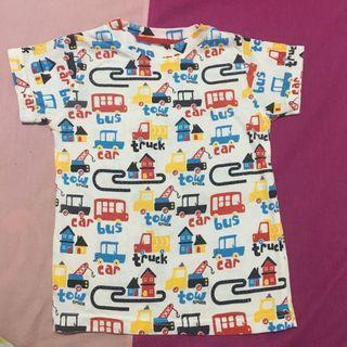 Kaos Anak Full Print / Printed Tee