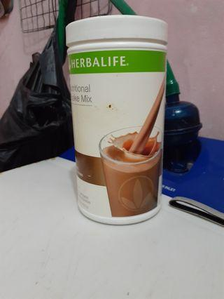 Herbalife Shake coklat