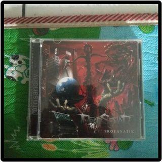 CD DEADSQUAD - PROFANATIK