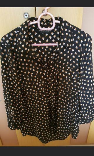 Dorothy Perkins flower blouse