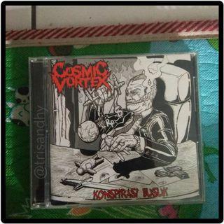 CD COSMIC VORTEX - KONSPIRASI BUSUK