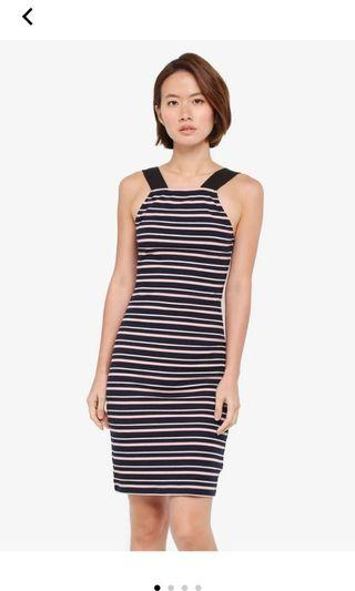 Zalora midi dress