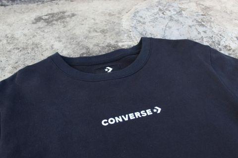 Crewneck converse