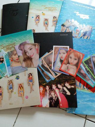 TWICE SUMMER NIGHT ALBUL