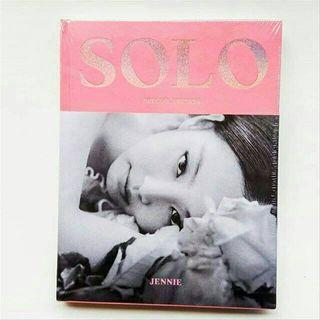WTB WTT jennie solo limited edition photobook