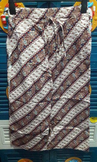Celana batik panjang