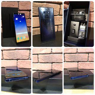 Note9 128G blue -99.999%New