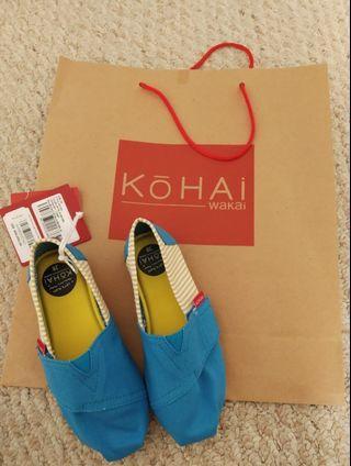 Wakai Kohai Shoes for kids size 28 50% OFF