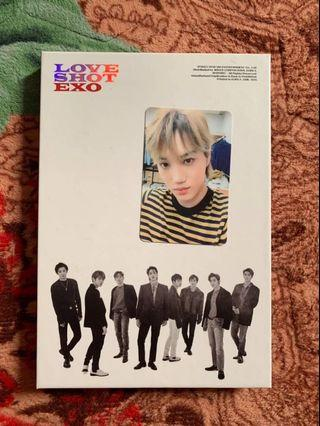 Love Shot Album Kai PC