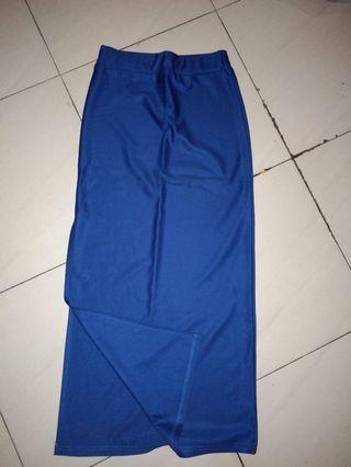 Blue Skirt Span