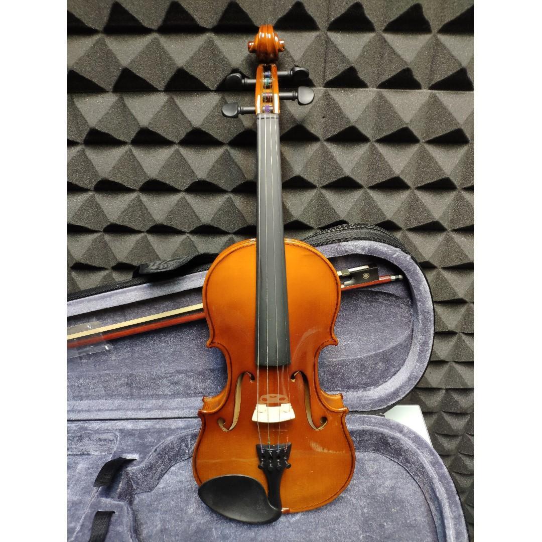 清貨 全新 OMEBO 4/4 初級小提琴 Beginners Violin 4/4 MKVLNSP44-01